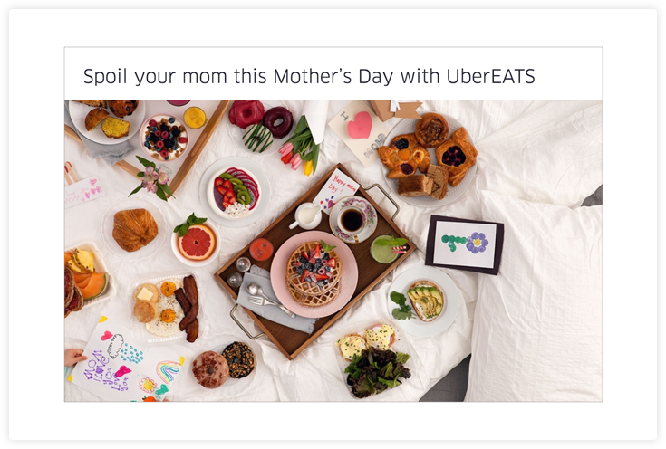 UberEats Notification