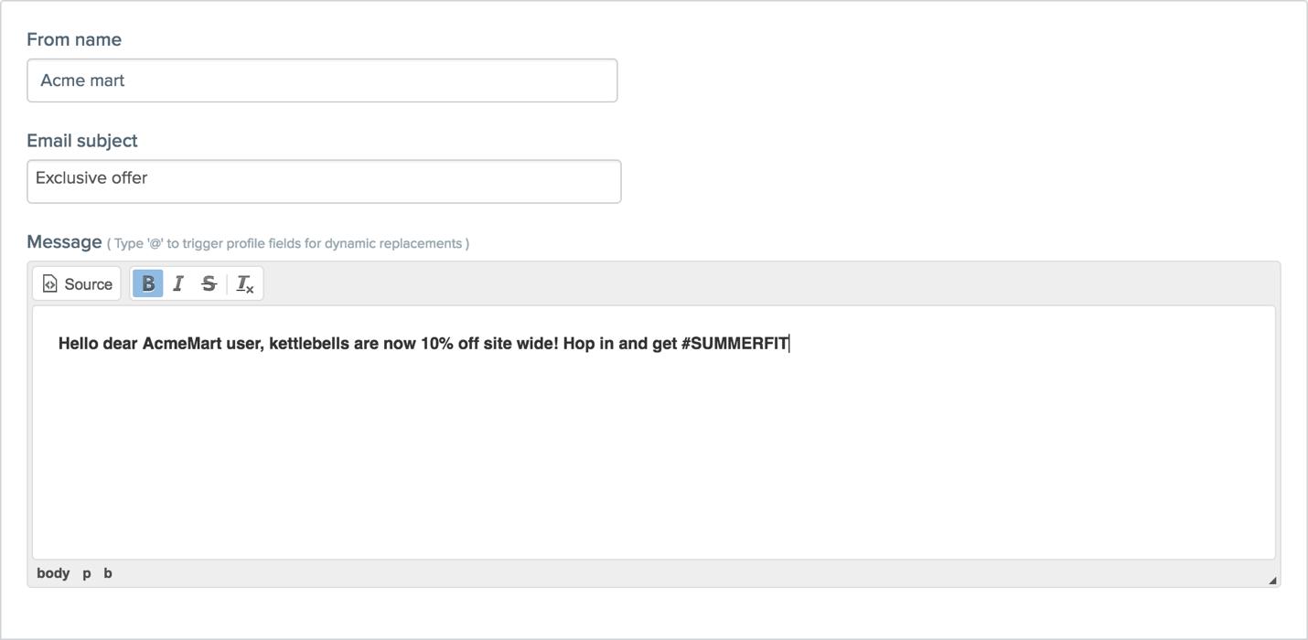 Push Notification CleverTap