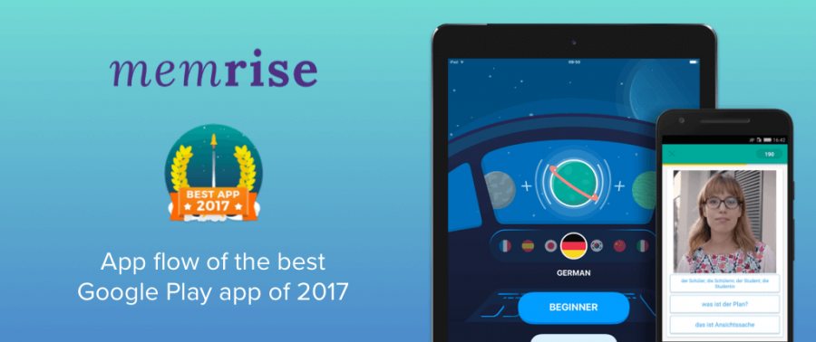 What Makes Memrise 2017's Best App on Google Play Store?
