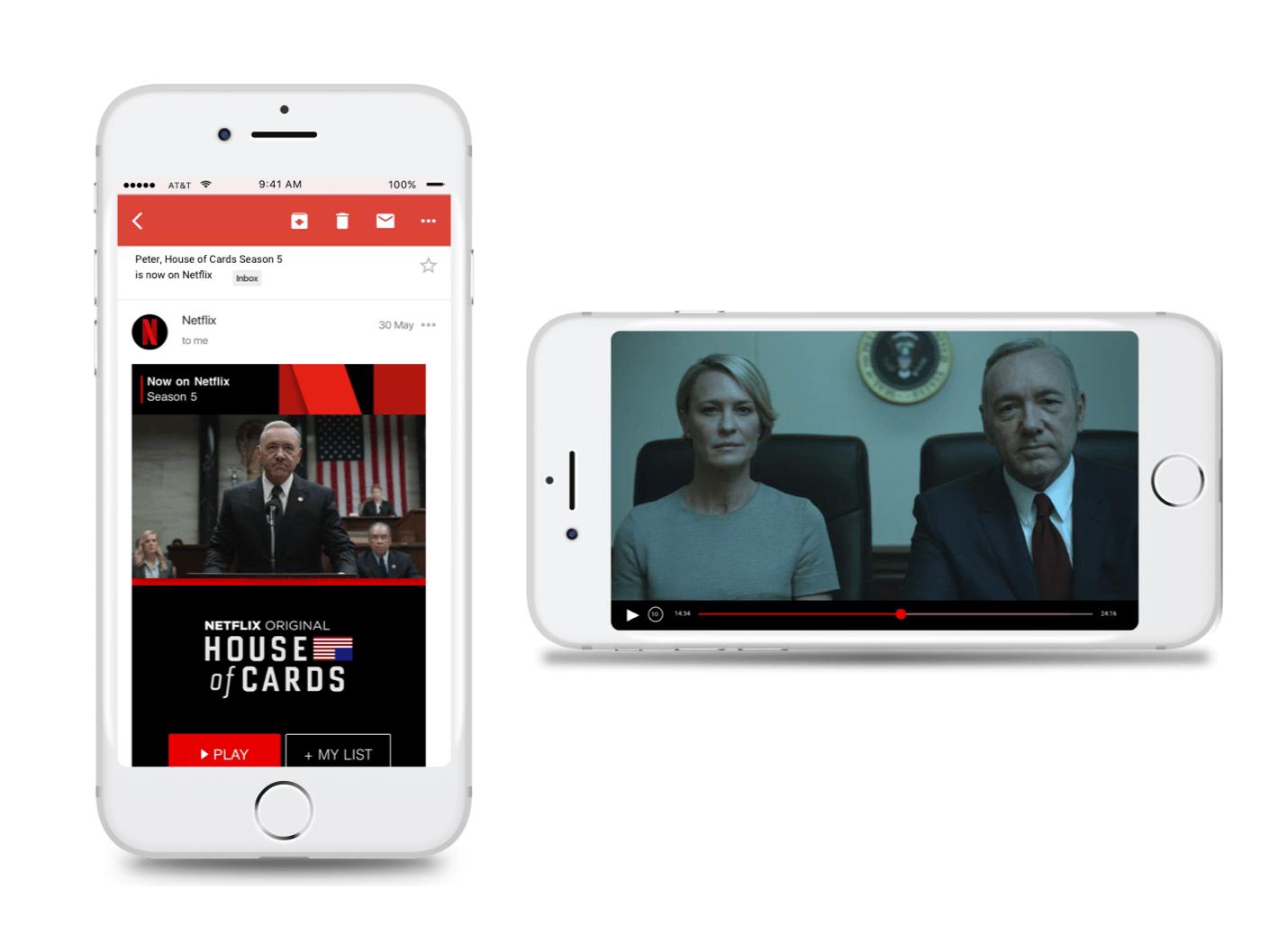 Netflix Experience