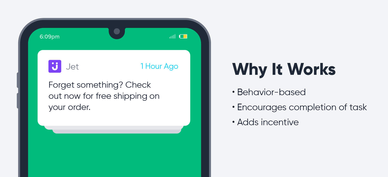 Jet - jet-push notification best practices