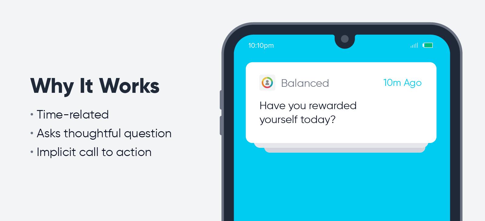 Balanced - push notification best practices