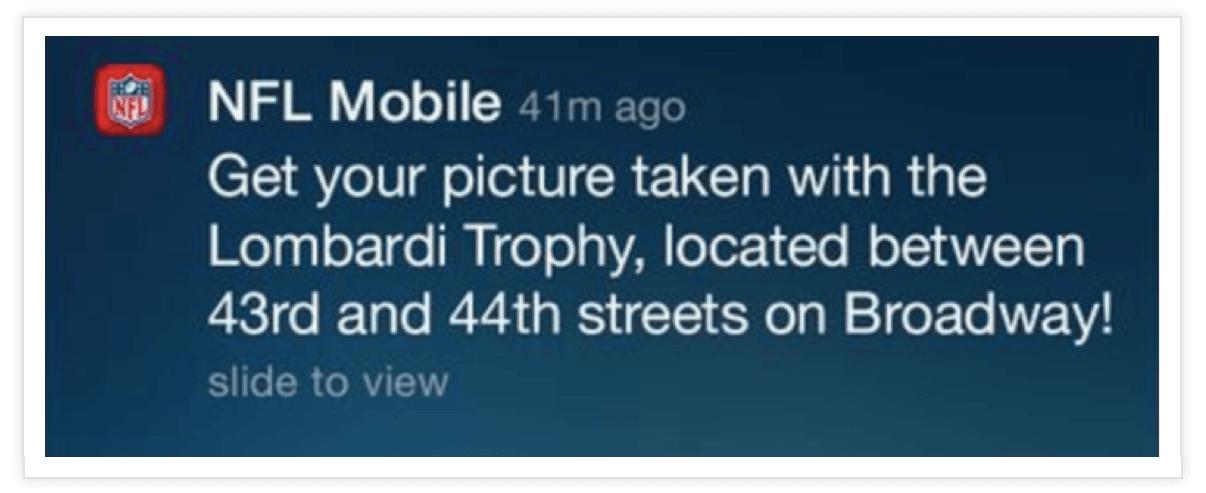 NFL-Mobile-Push-Notification