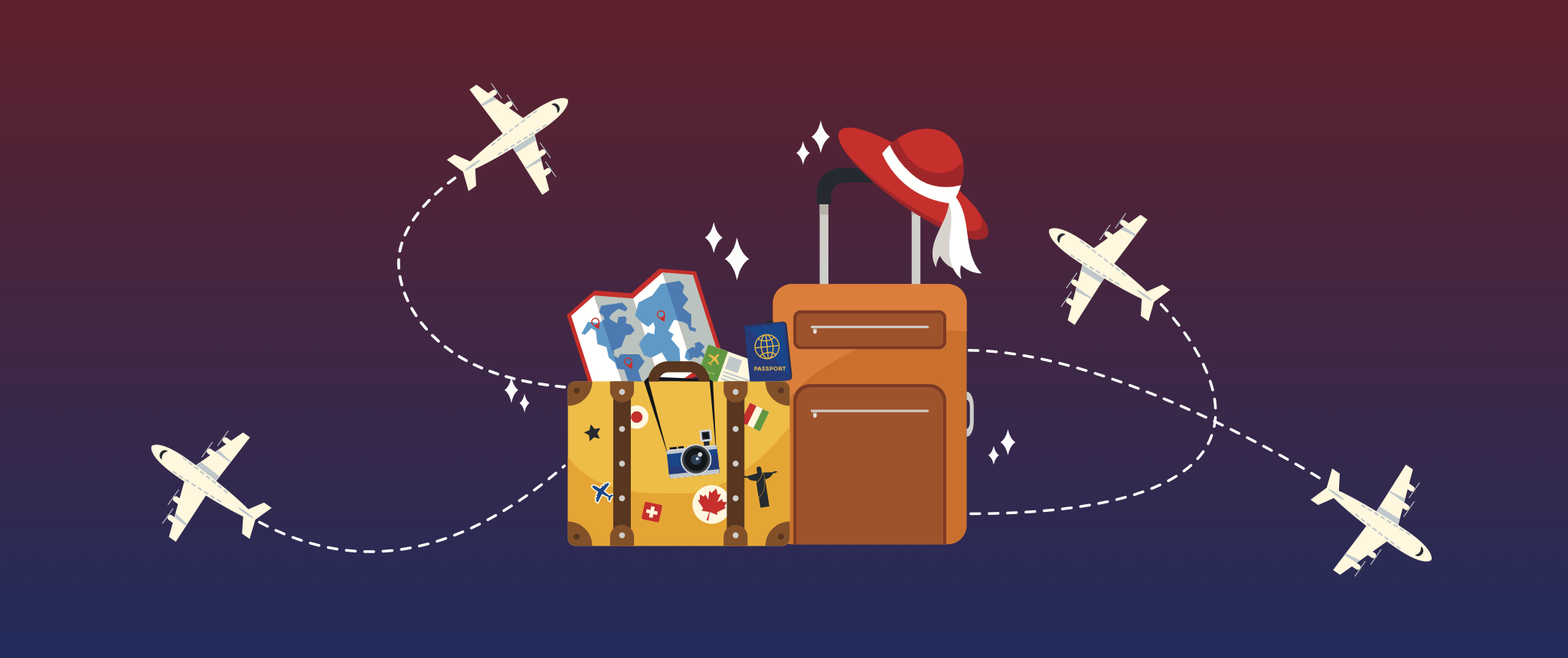 4 travel app awareness and acquisition strategies for a smooth sail