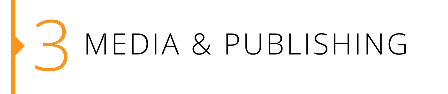Media & publishing