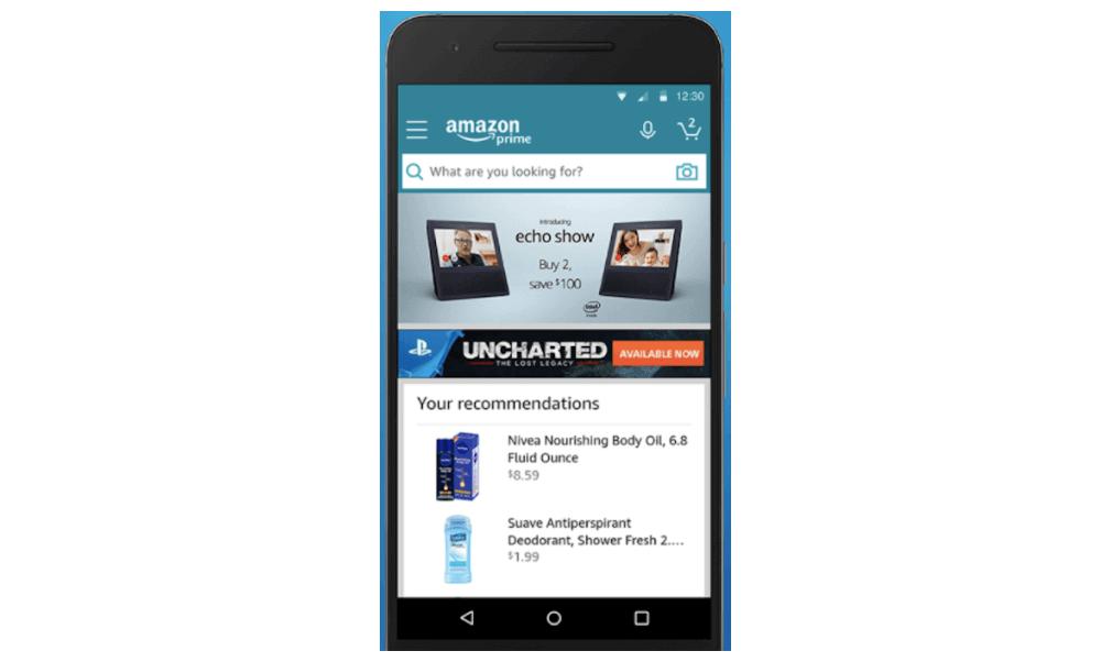 Amazon-Upsell
