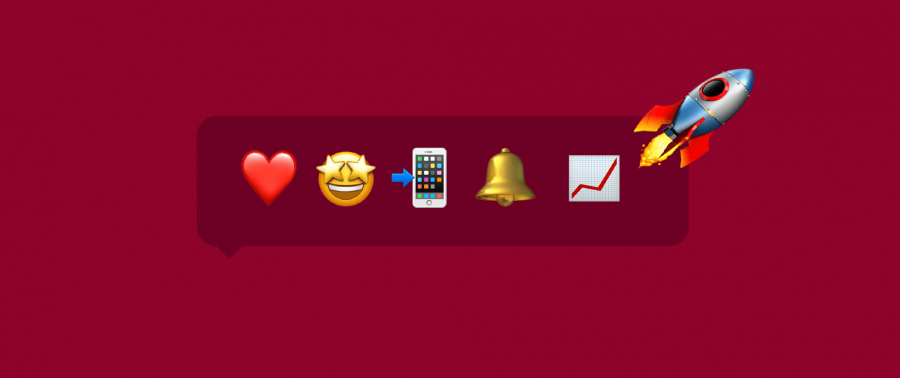 Add Emojis to Push Notifications for Powerful User Engagement (Infographic)