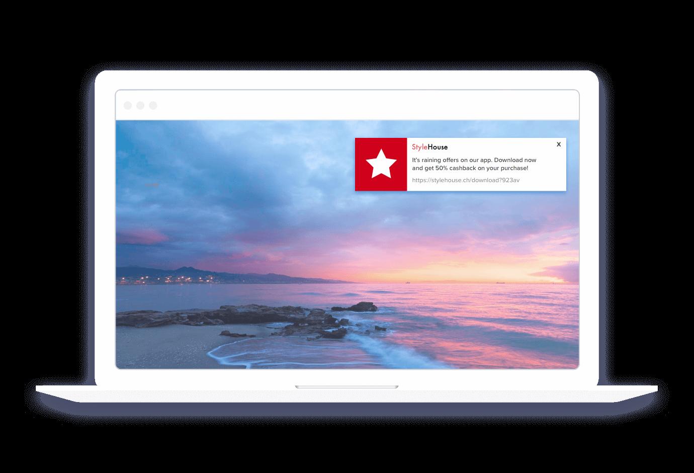 In-app Drag-and-Drop Editor
