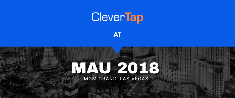 Meet CleverTap at the Mobile Apps Unlocked Summit in Las Vegas!