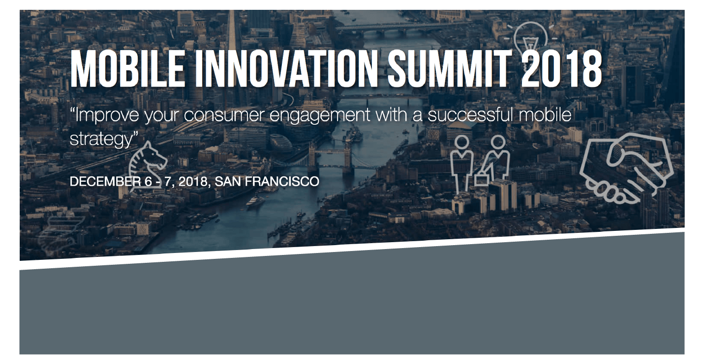 Mobile Innovation Summit 2018