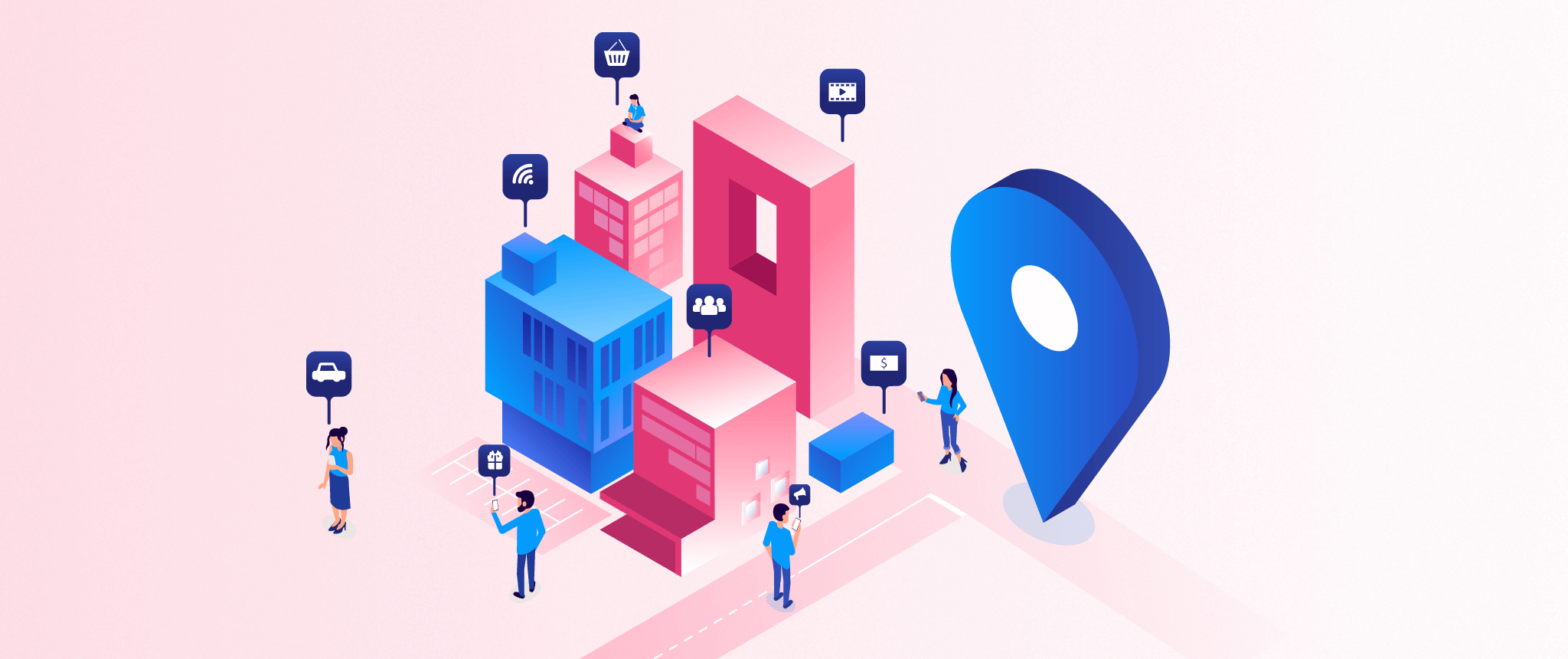 Location Based Marketing Playbook + Examples