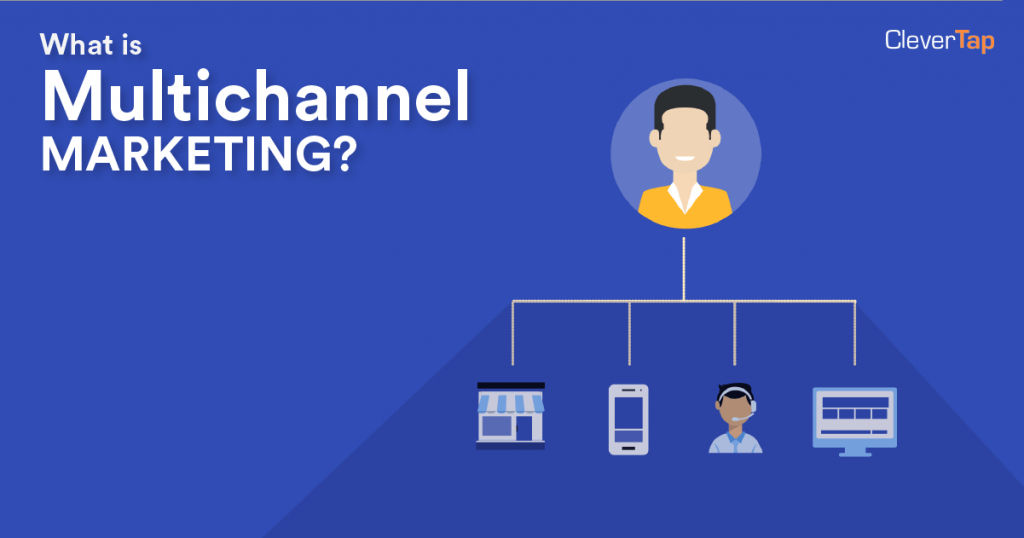 What is multichannel marketing?