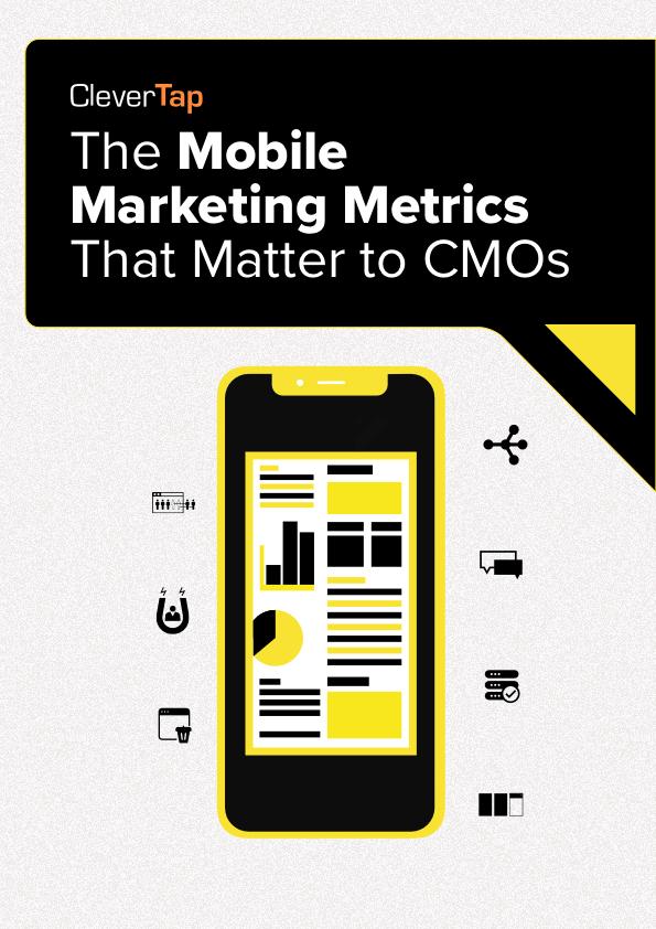 Mobile marketing metrics for CMO