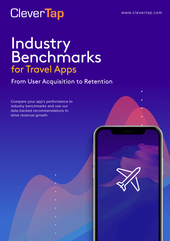 Industry Benchmark for Travel Apps