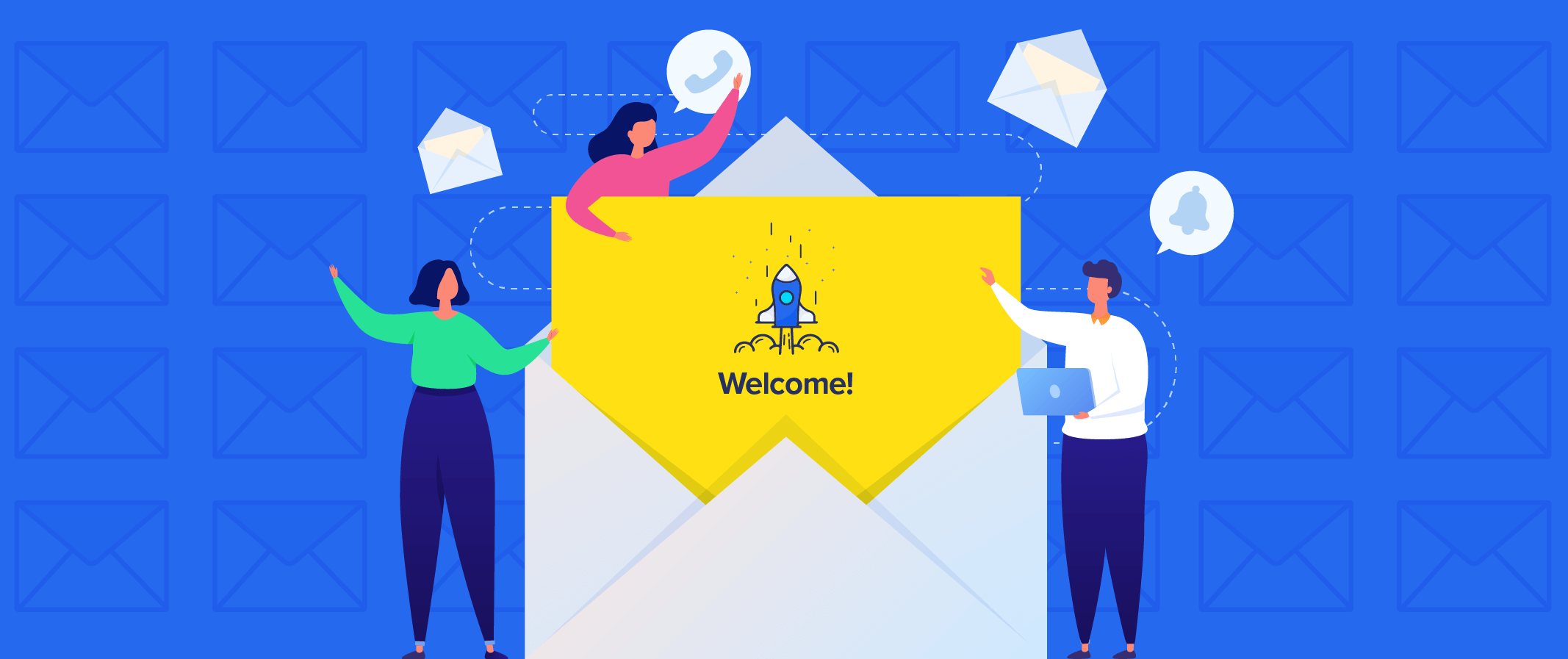 Customer Onboarding Emails: Best Practices, Examples, & Ideas to Hook New Mobile Users