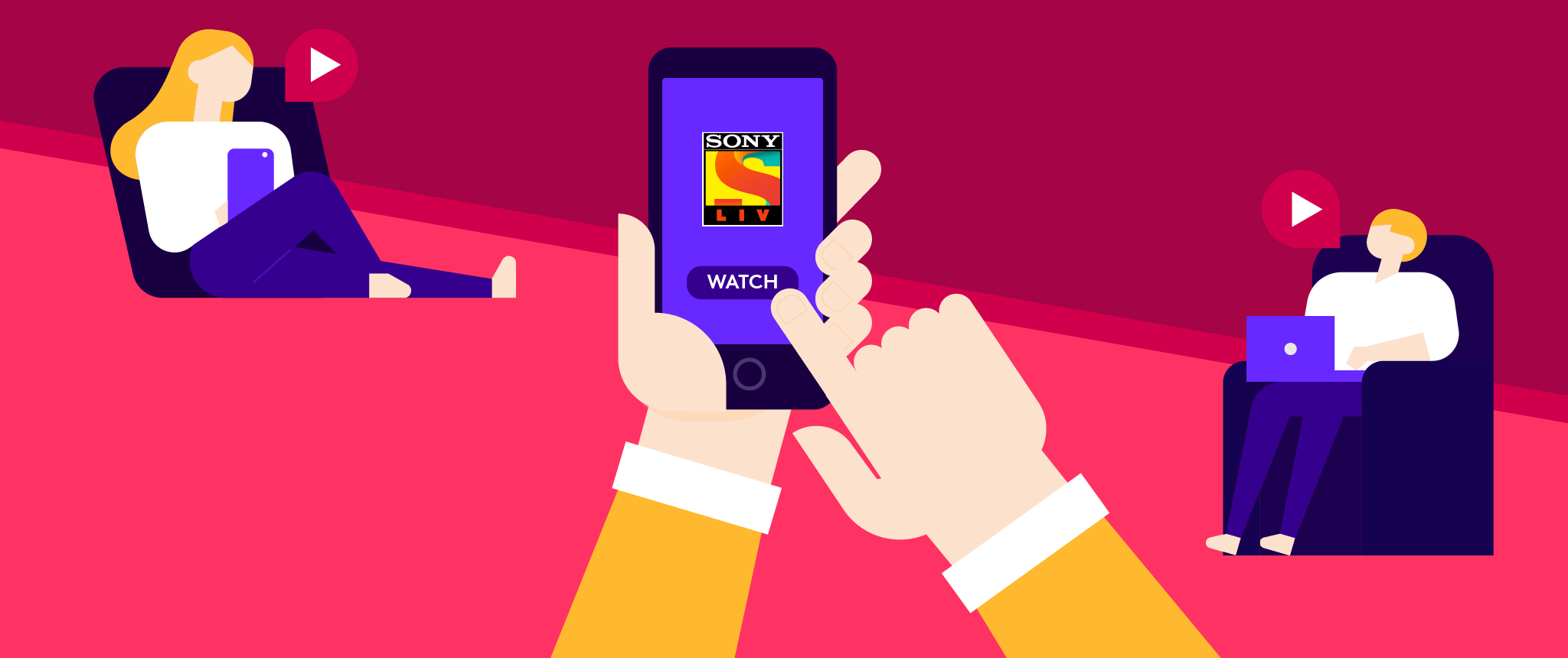 How SonyLIV Converted the Art of Personalized Mobile Marketing into User Engagement Science