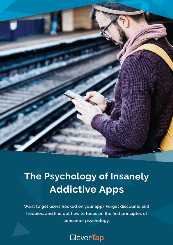 The Psychology of Insanely Addictive Apps