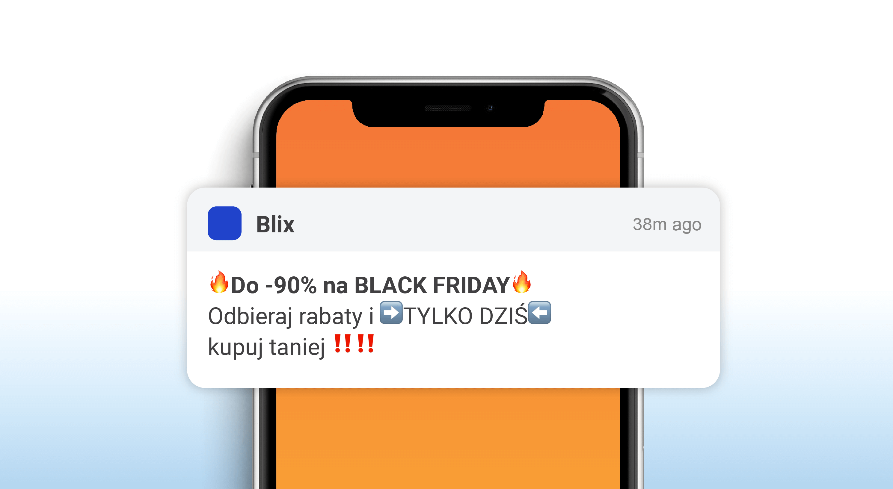 Blix Push Notification