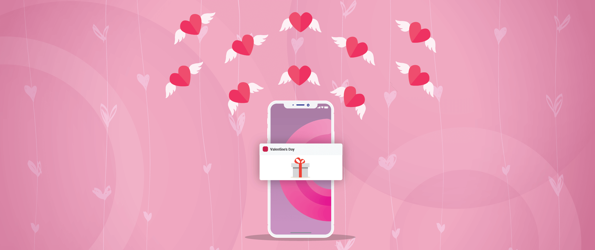 Love is in the Air: 8 Push Notification Campaigns for Valentines