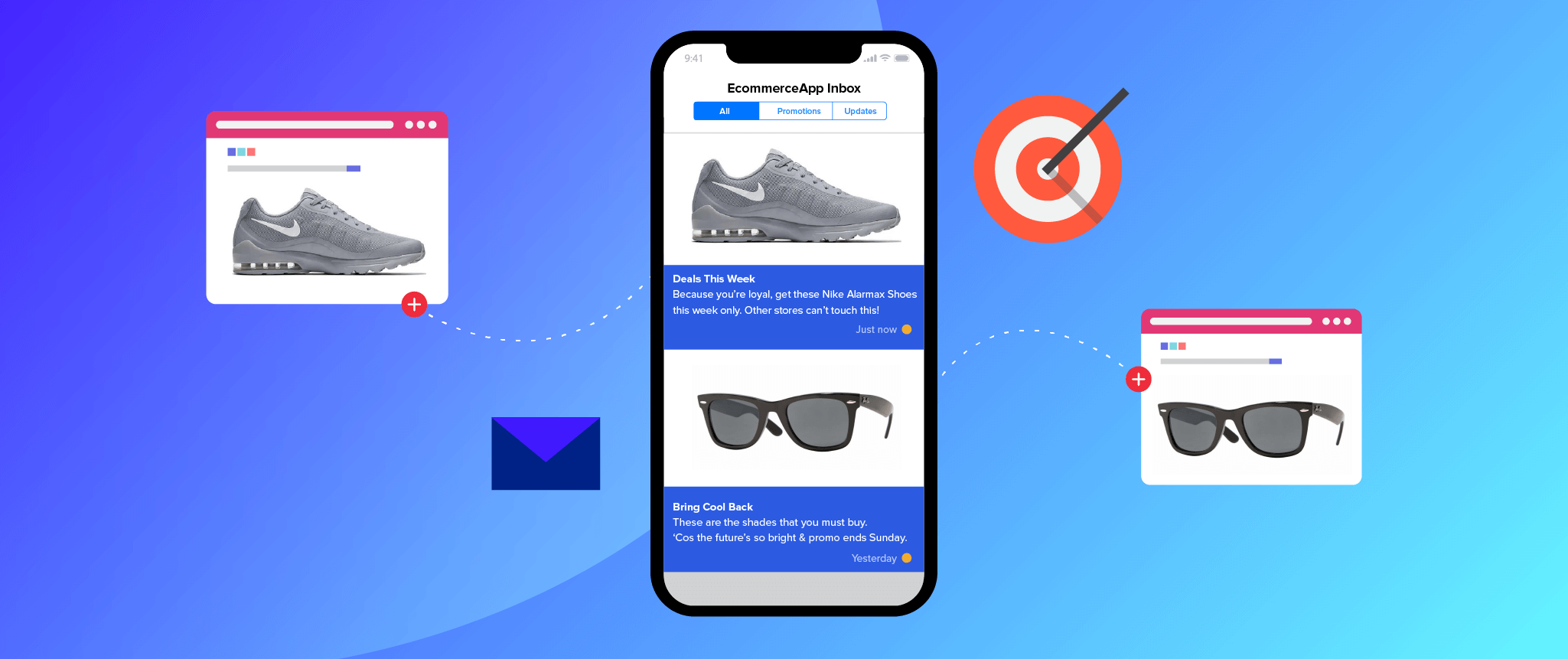 Give Users Personalized, Persistent Recommendations via App Inbox