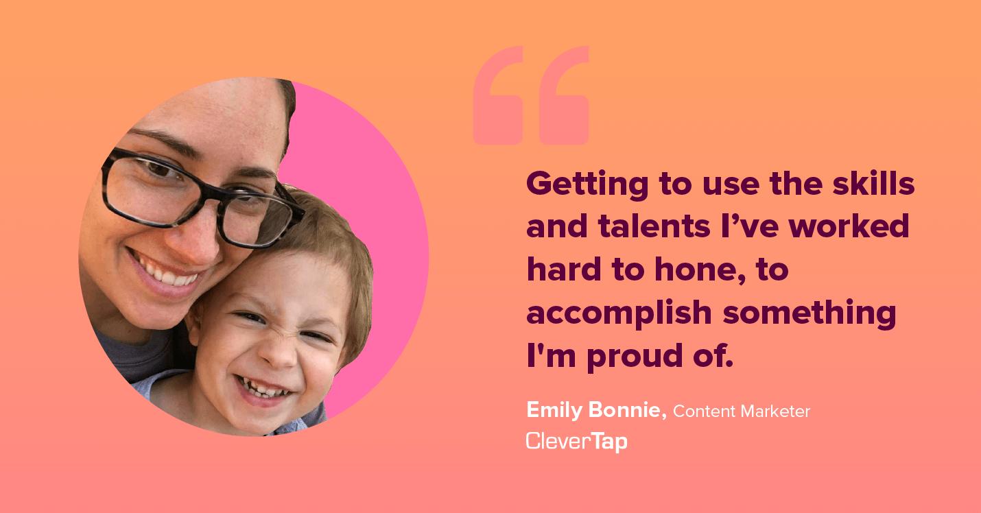 Emily Bonnie