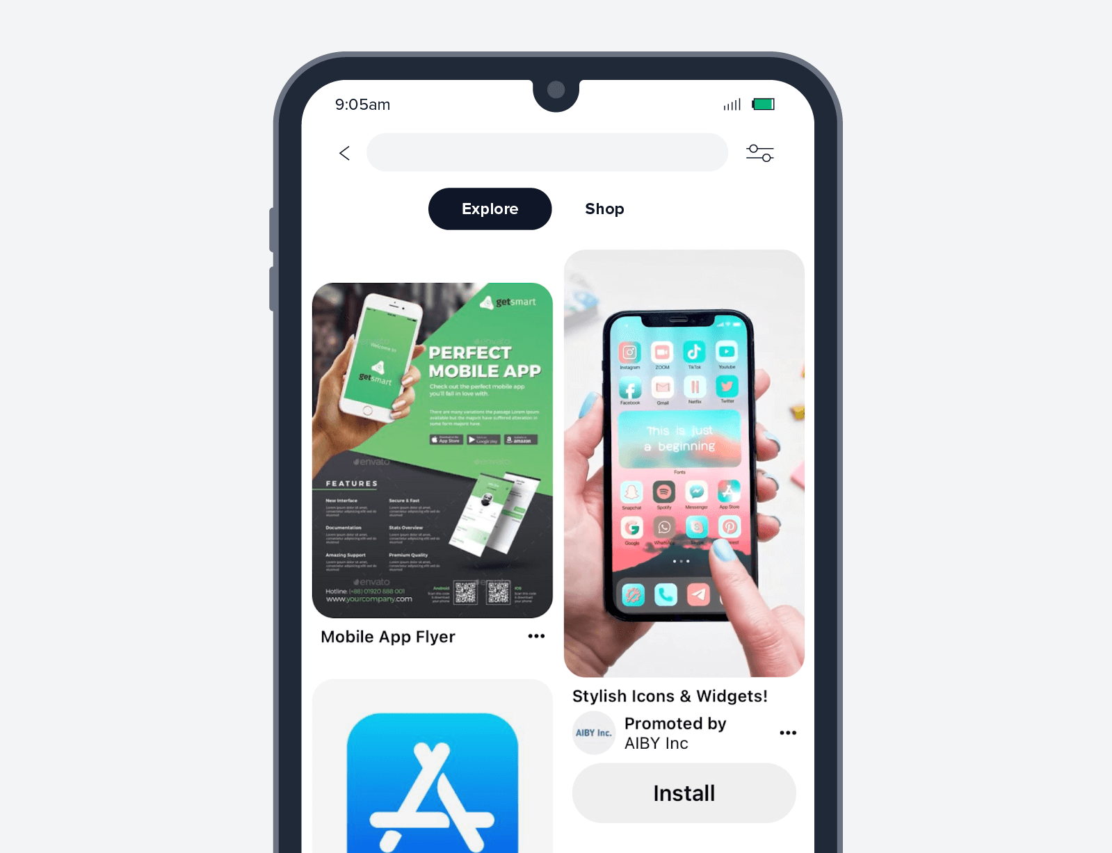 aiby mobile download screenshot