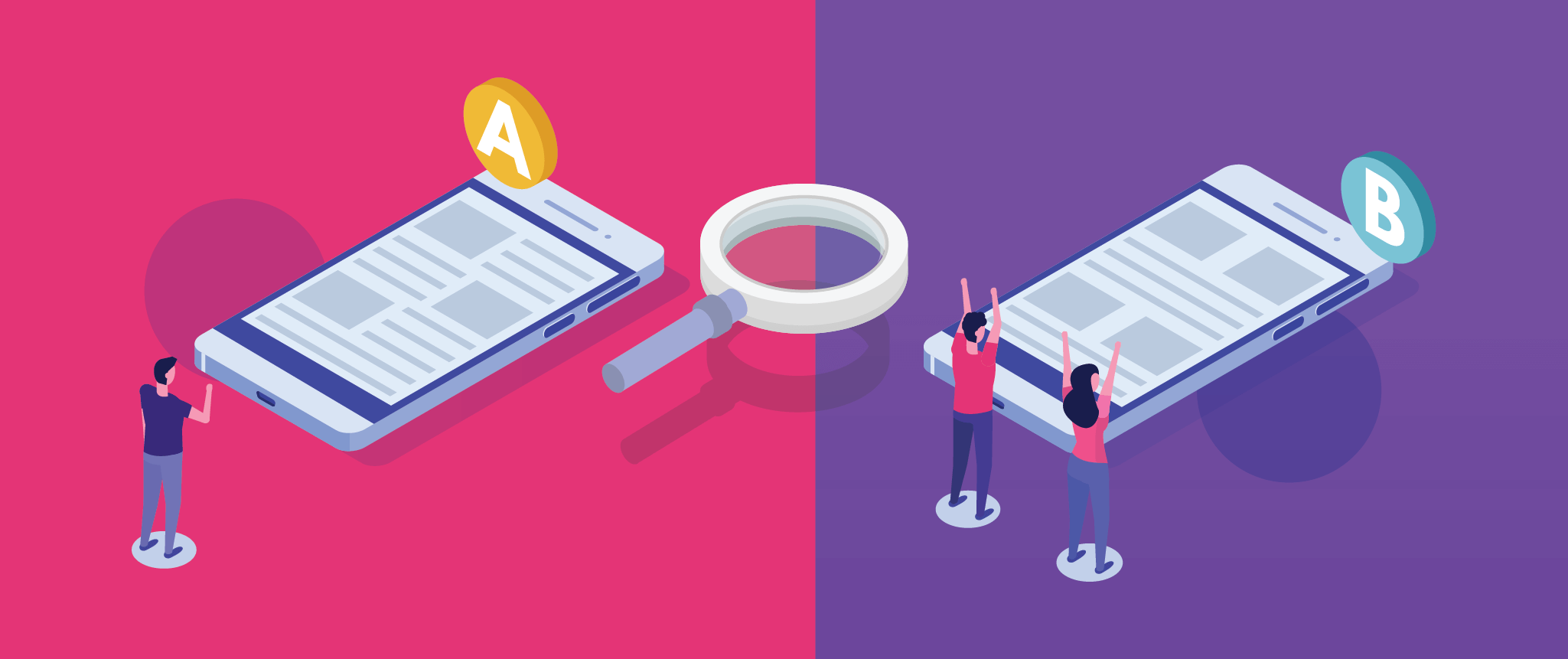 Screen A/B Testing for Mobile Applications: Using Data to Design Better User Experiences