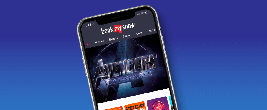 How BookMyShow Leveraged Tech to Sell 76 Avengers: Endgame Tickets a Second