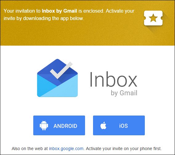FOMO marketing tactic- apply peer pressure, such as with Inbox by Gmail