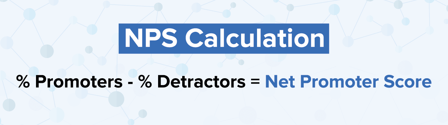 NPS metric - how to calculate the Net Promoter Score