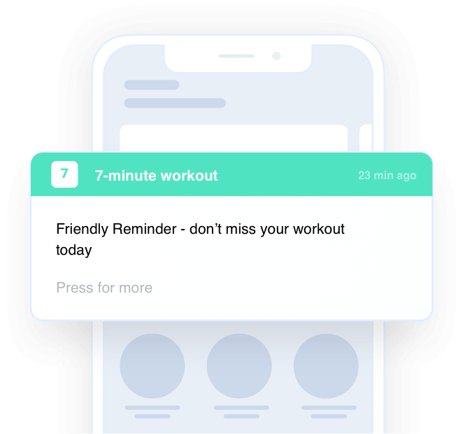Send Reminders to New Users