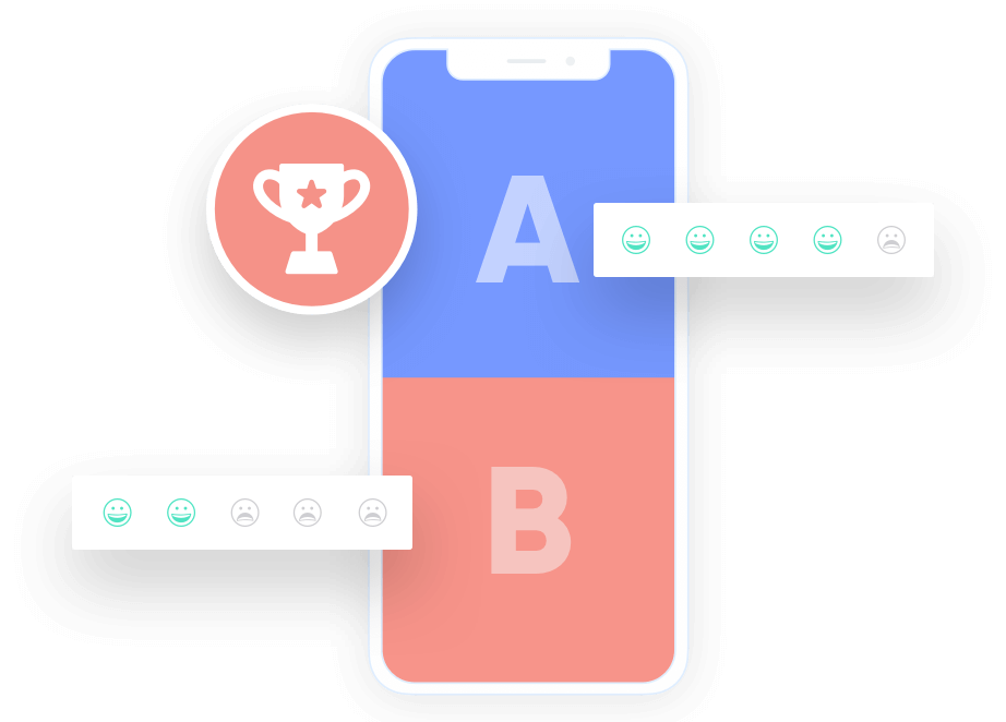 Mobile A/B Test