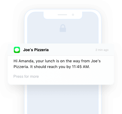 CleverTap Personalized SMS