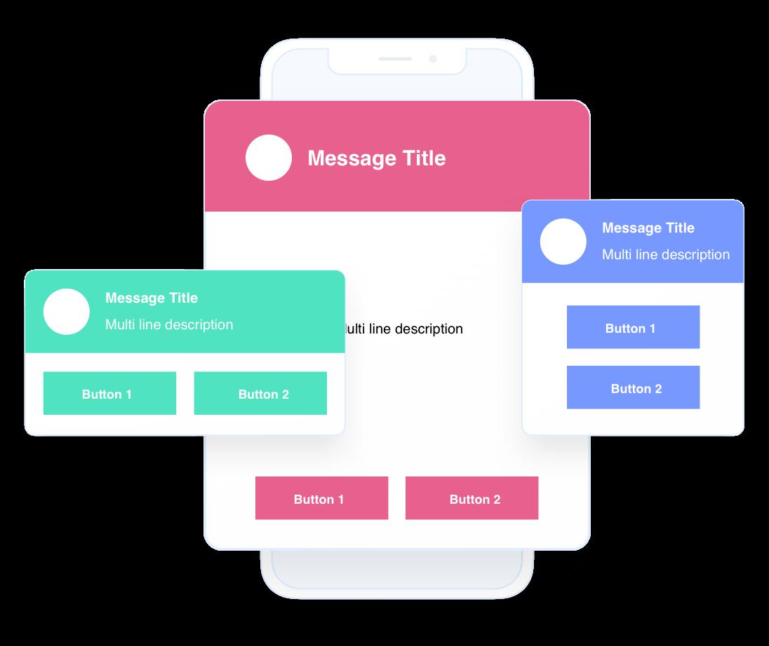 CleverTap PreBuilt In-App Templates