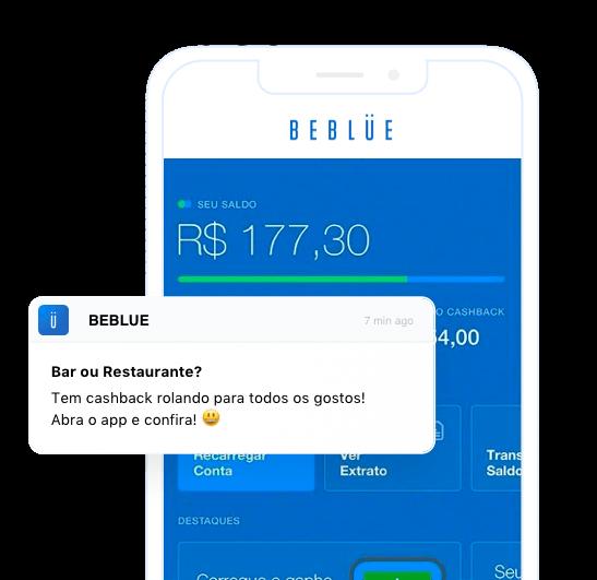 BeBlue App