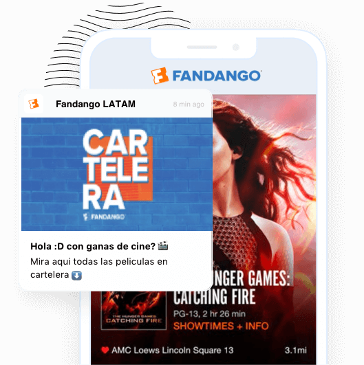 Fandango LATAM App