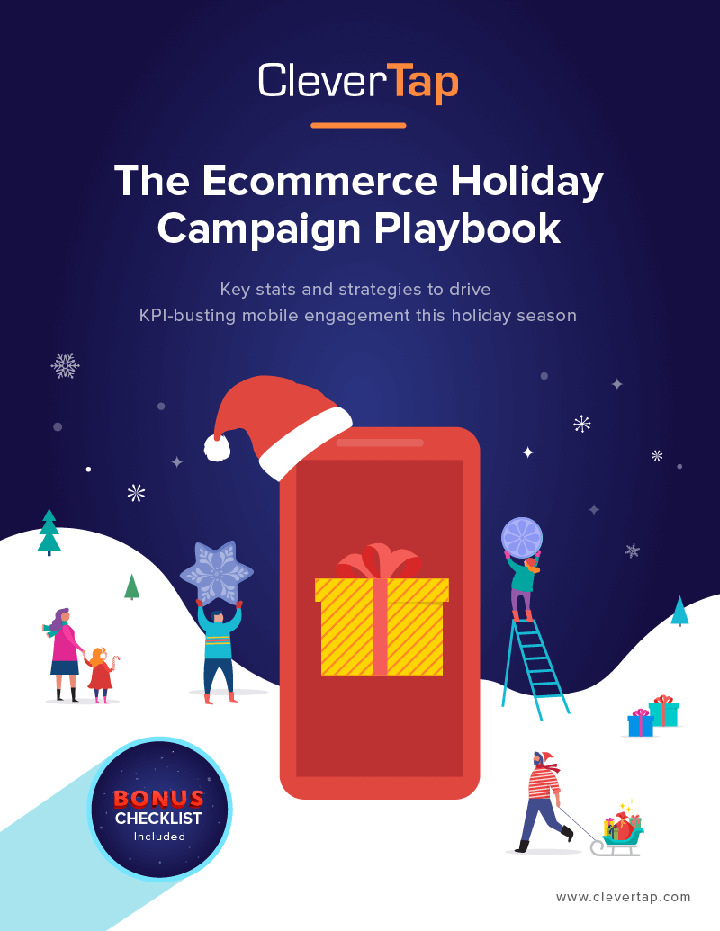 Ecommerce Playbook CleverTap