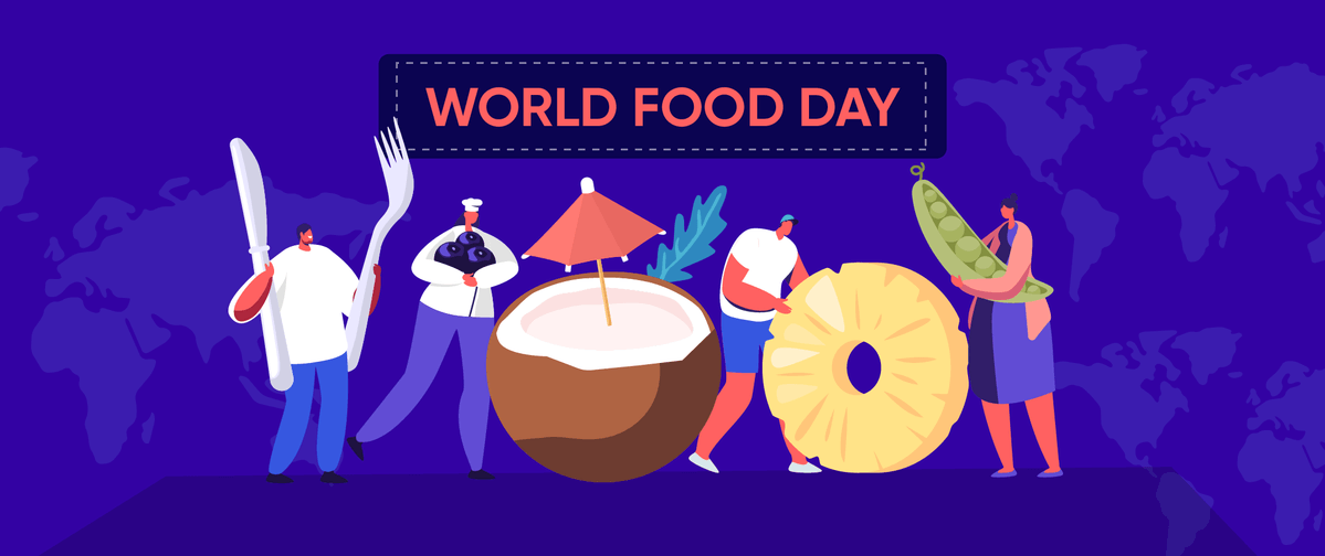 World Food Day, Food Apps, and the Future of Food Tech