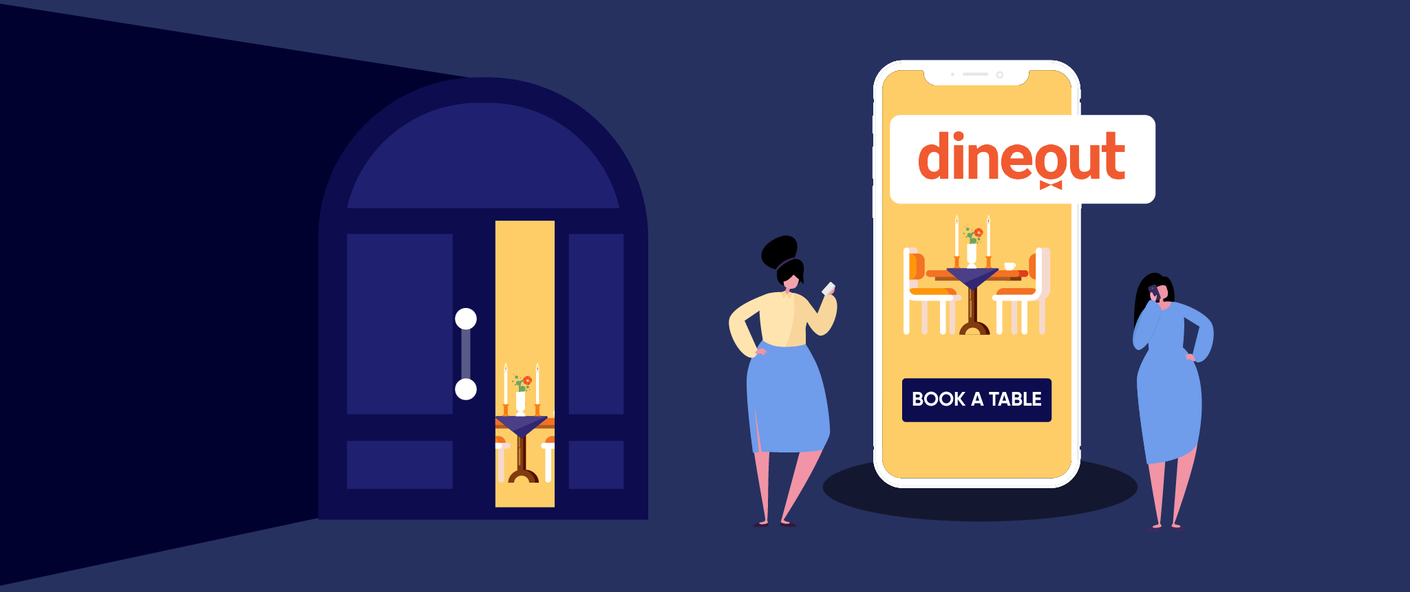 From Acquisition to Retention: Dineout's Journey of Serving Foodies in India