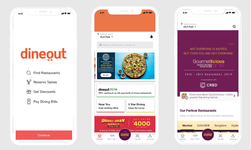 dineout's journey with CleverTap
