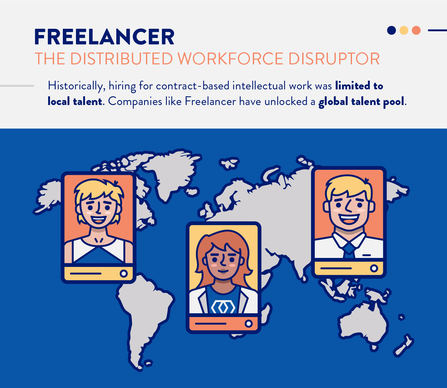 How freelancer disrupted the workforce and labor market