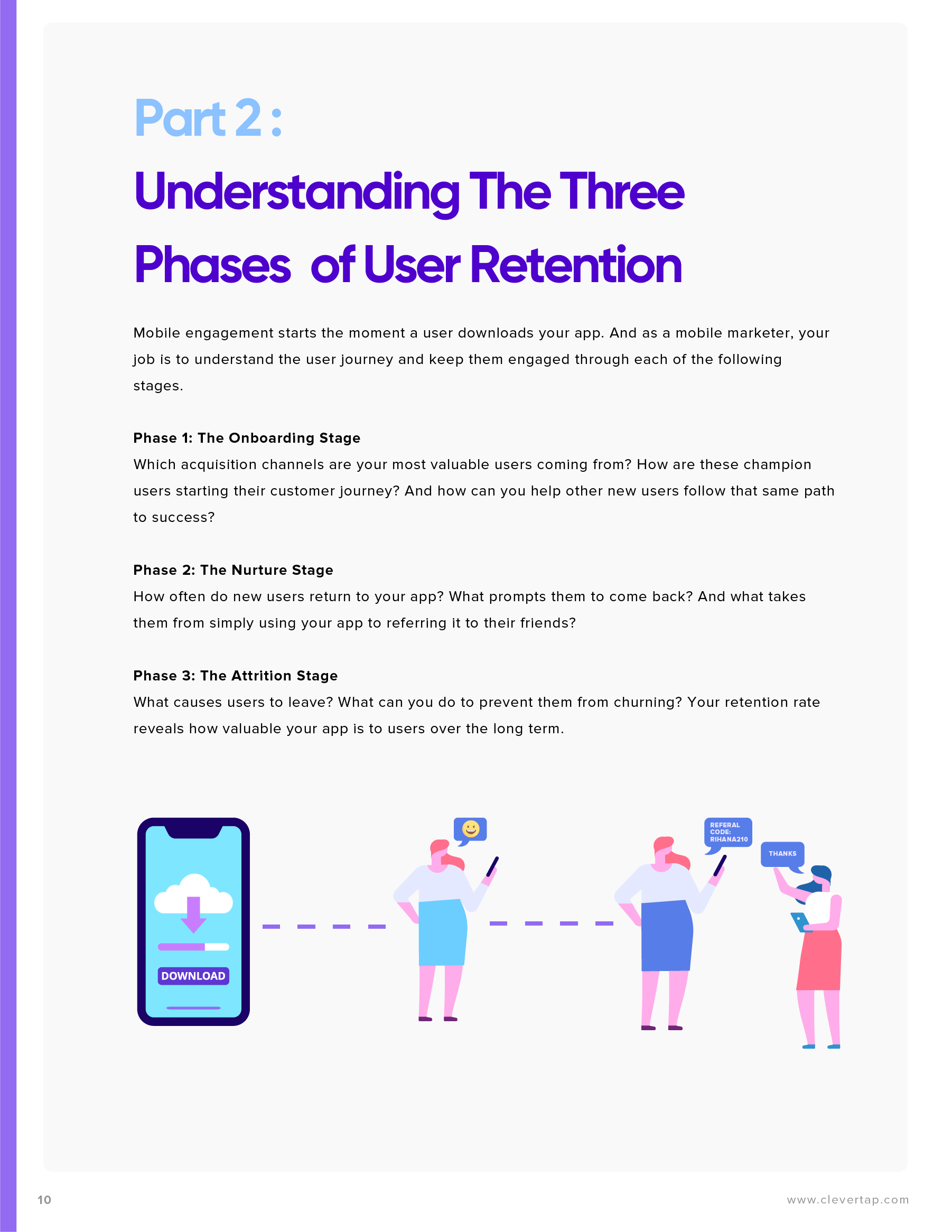 Mobile App Engagement and Retention