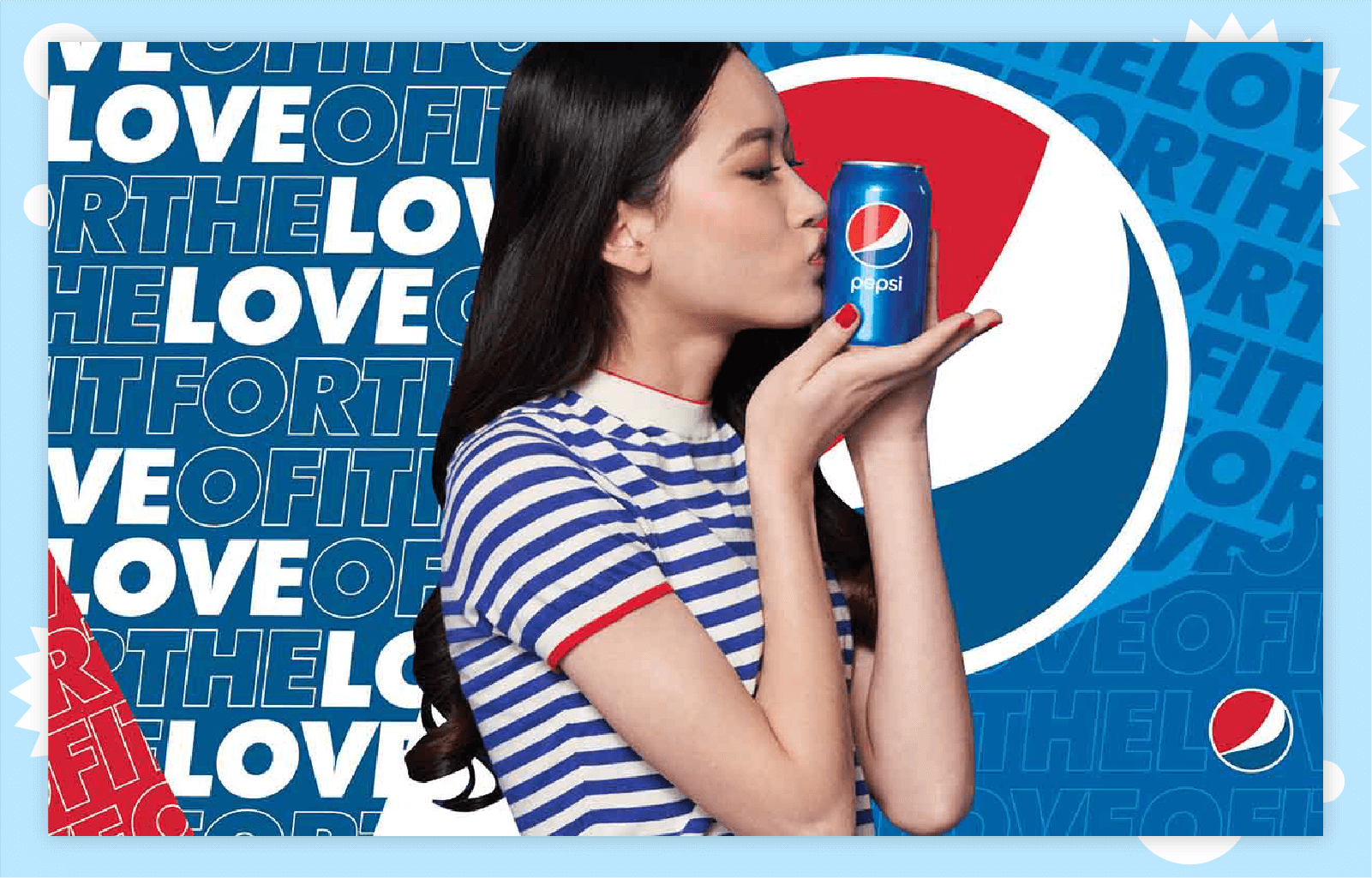 Pepsi relationship marketing involves brand identity
