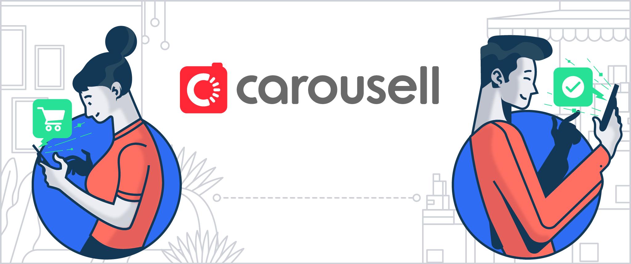Bagaimana Caroussel Menghubungkan Para Penjual & Pembeli di Asia Tenggara