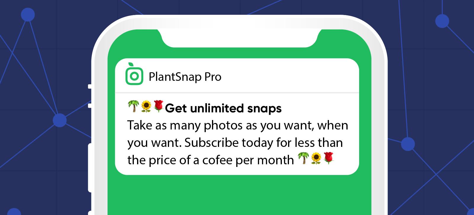 CleverTap PlantSnap partnership
