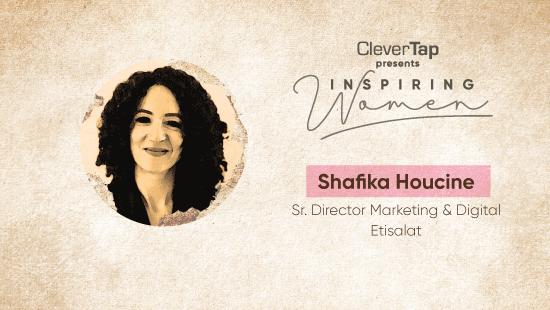 Shafika HOUCINE