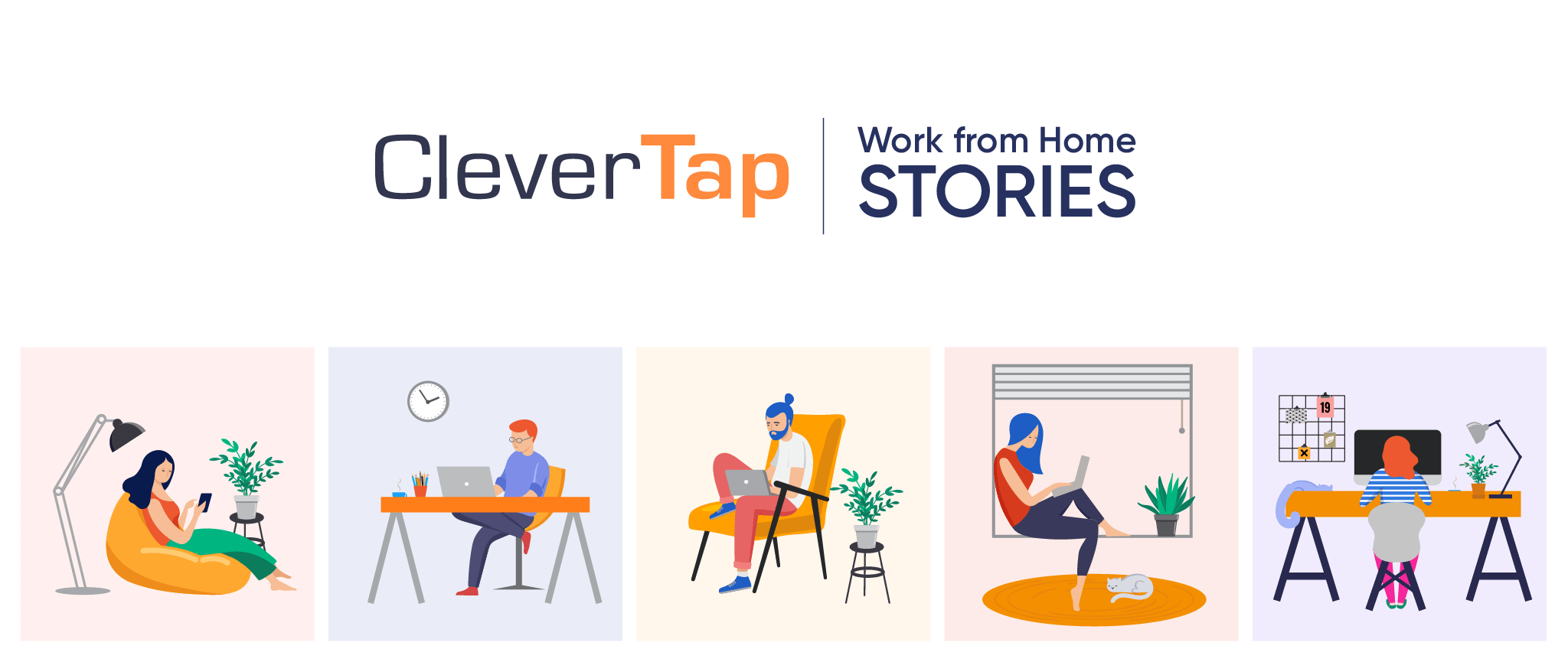 Collaborating Remotely for Work & Beyond: Stories from CleverTap Employees