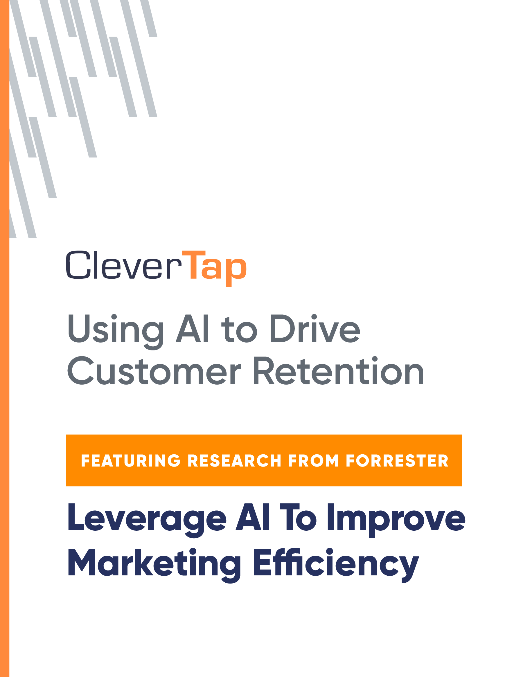 Using AI to Drive Customer Retention