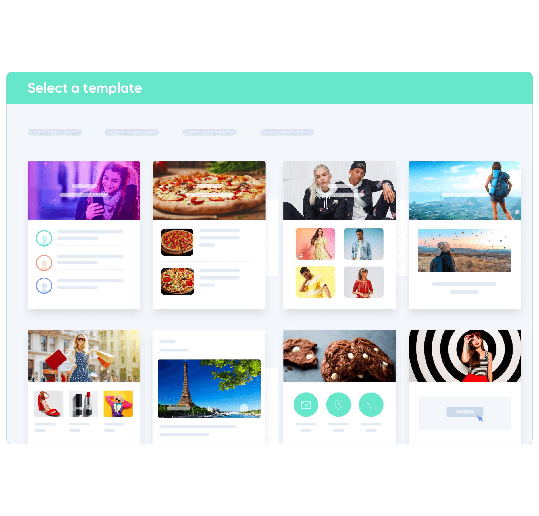 Template Gallery