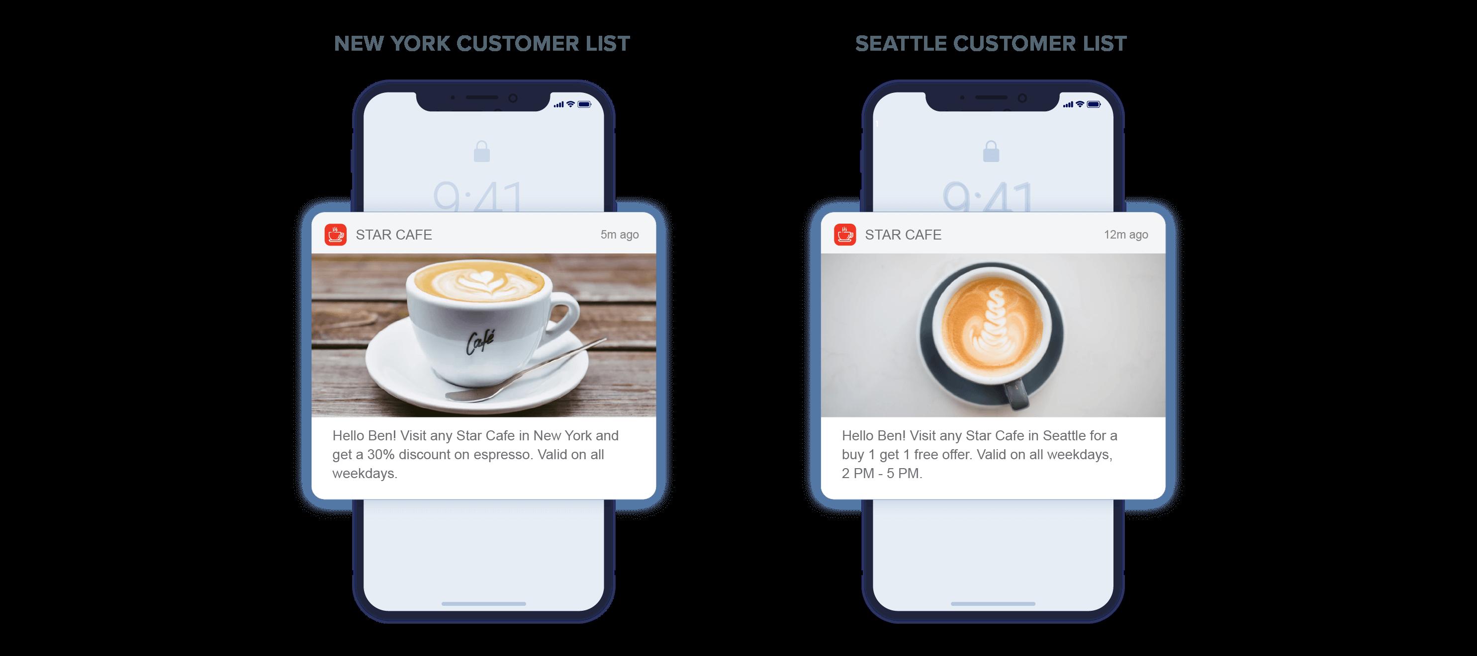 Custom List Features